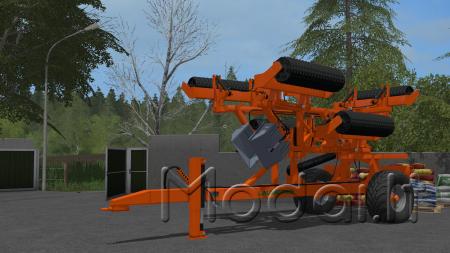 Laumetris Compaction Rollers TVL - 10