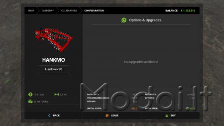 TUME HANKMO 90 V1.0