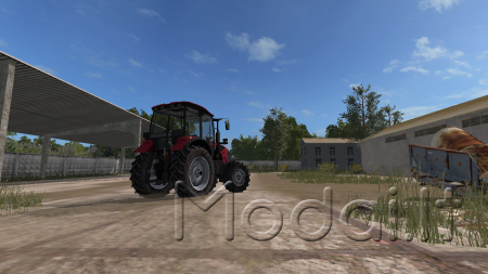 МТЗ-1523 V 2.5