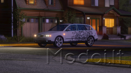 Audi A4 C6