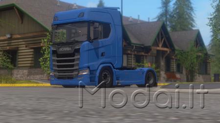 Scania S Series v2.0