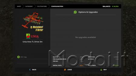 UNIA ARES TL V1.1