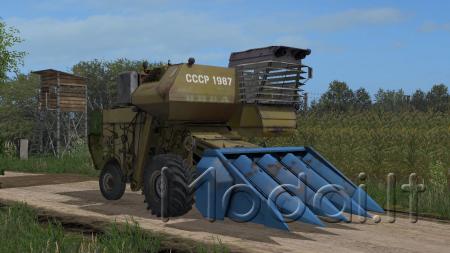 Нива СК-5