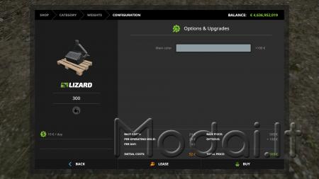 LIZARD 300 V1.0.0.0