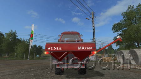 UNIA MX 1200