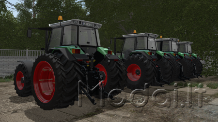 DEUTZ AGROSTAR 6.08 – 6.38 DH BY FBM TEAM