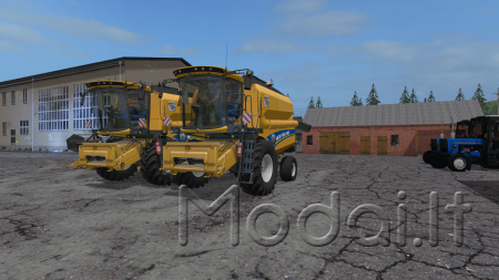 New Holland TC4.90 v1.1 Edit Ukl-Modding