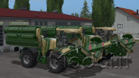 KRONE BIG M500 V2.4.1