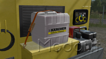 KAERCHER MOBILE HPW V1.0