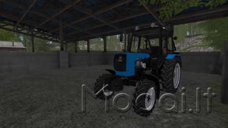 MTZ 82.1 Turbo