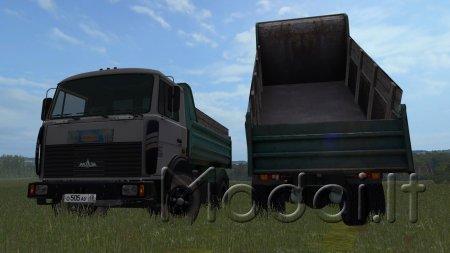 МАЗ 5551 V18.05.18