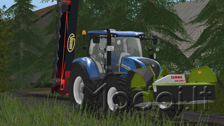 MOWER EXTENSION PACK