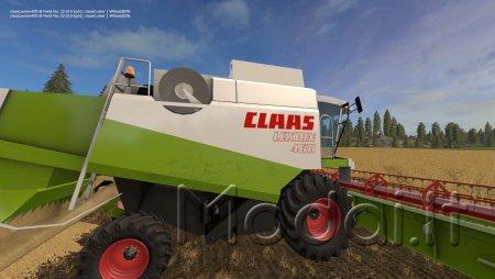 CLAAS LEXION 430/460 PACK