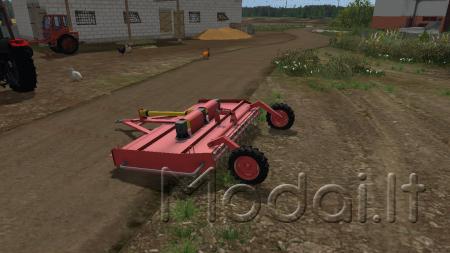 RZ 3m Mower