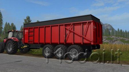 Ponthieux 24 tonne