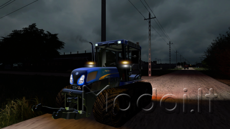 NEW HOLLAND TK4060 V1.0.0.0