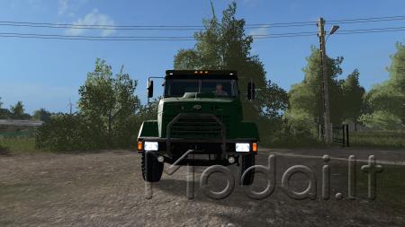 KRAZ 65055 V1.0.0.1 BY ALEX44RUS