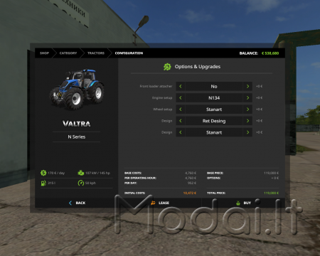 Valtra N Series