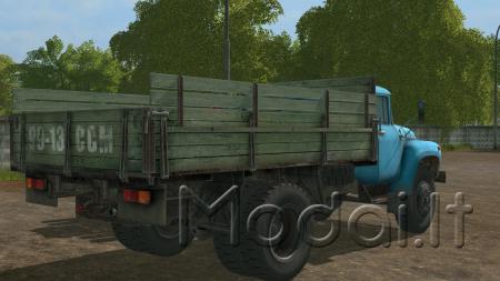 ЗИЛ-130 бортовой и тягач v1.0