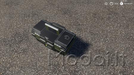 LSFM PORTABLE TOOLBOX