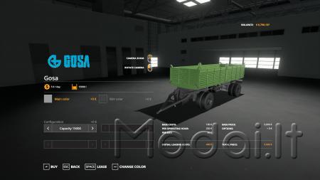 GOSA V1.0.0.0