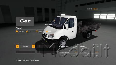 ГАЗ-3302 Газель v1.0