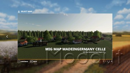 MIG MAP MADEINGERMANY CELLE V0.94