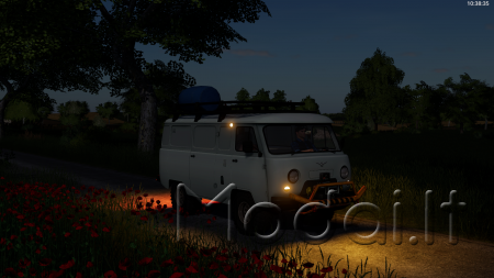 UAZ SERVICEWAGEN V1.3.2.5