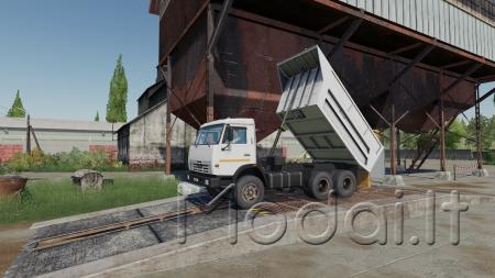 KAMAZ 55111 SOVOK