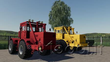 KIROVETS K-700A V1.1