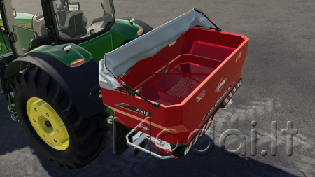 Kuhn Axis 402 Plus Pack