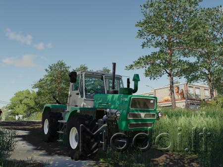 t150k Green