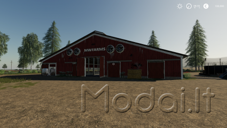 Old Timers Farm V1.1 FS19