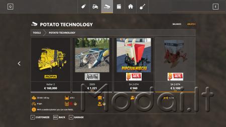 SADZARKA AGROZET V1.0.0.0