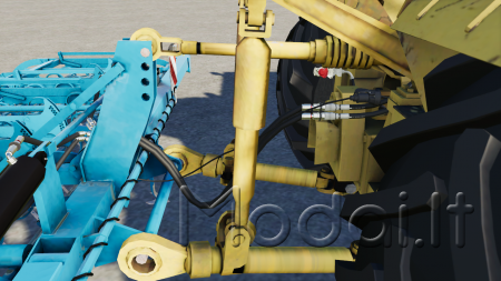 Kirovets K-700-K701