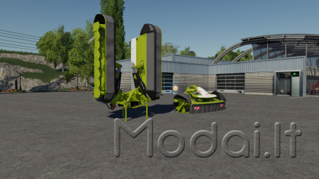 Claas Mower Pack