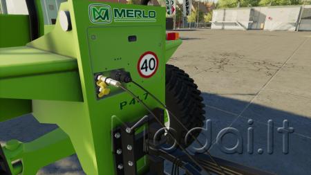 Merlo P41.7 Turbofarmer v3.0.0.0