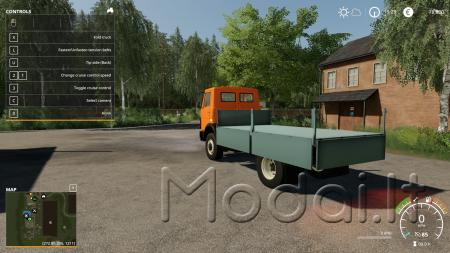 МАЗ 5337 v1.1