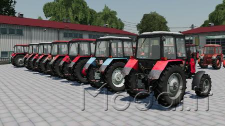 Belarus MTZ pack