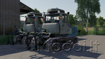 Т-150 гусеничный v1.0
