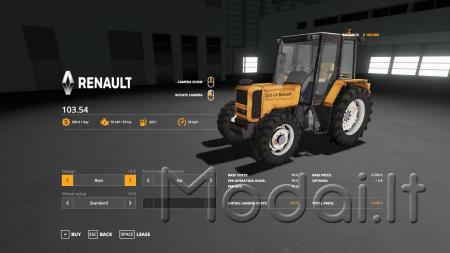 Renault 103-54 1.0.0