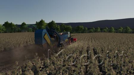 Bulvių kombainas ANNA Z664 1.0.0.0