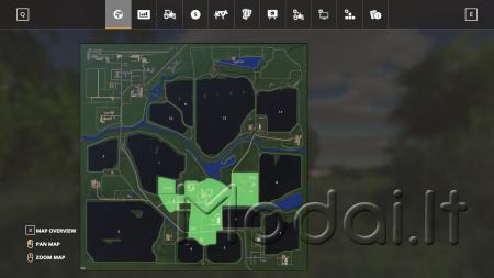 MAP RASSVET V2.7.5.0