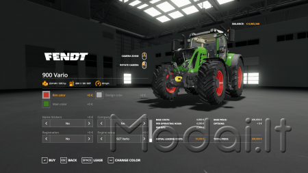 FENDT 900 VARIO S4