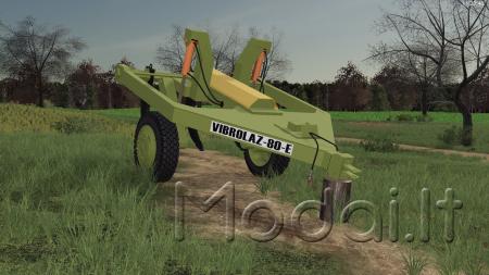 VIBROLAZ 80