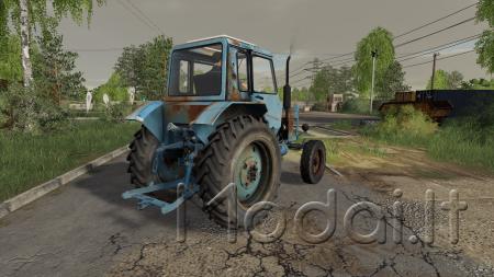 Беларус 80 v1.0
