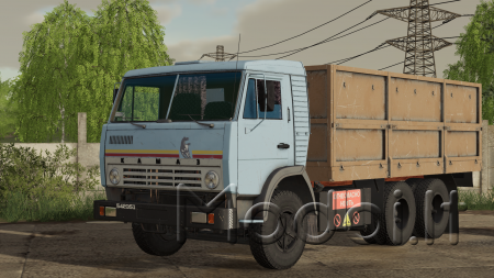 KAMAZ-5320 V 1.0.0.1