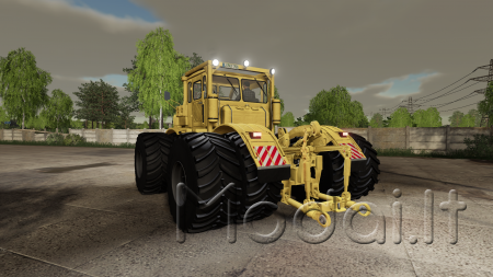 Kirovets K-700A V1.0.0.0