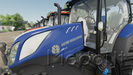 NEW HOLLAND T5 AUTOCOMMAND