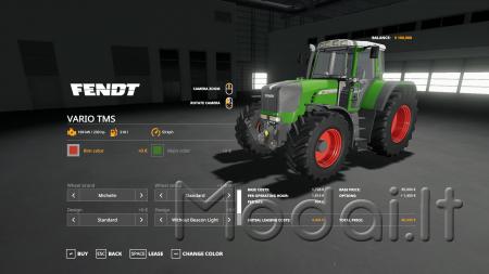FENDT 930 VARIO TMS